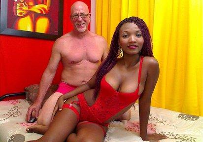 Sexcam Paar